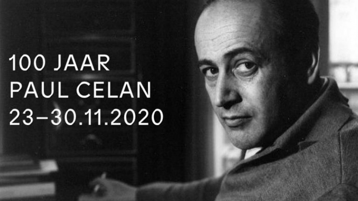 <p>100 jaar Paul Celan - online event</p>