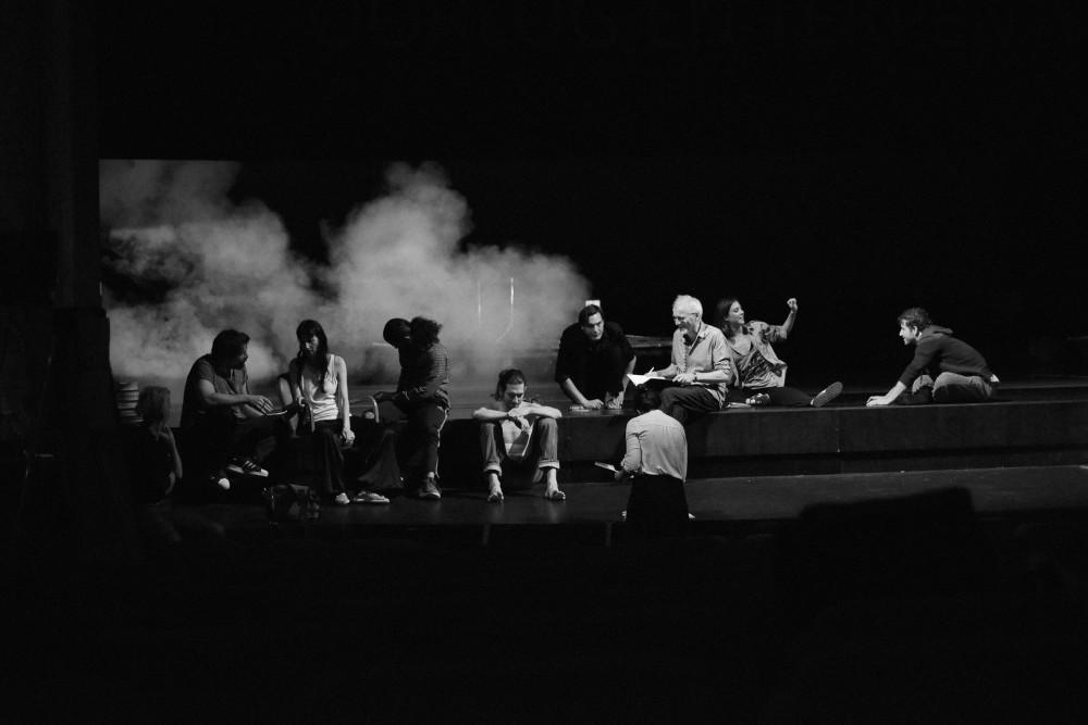 Citaten Oorlog En Terpentijn : Achter de schermen toneelhuis