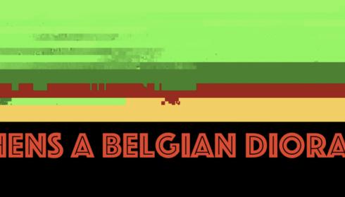 Athens: a Belgian Diorama