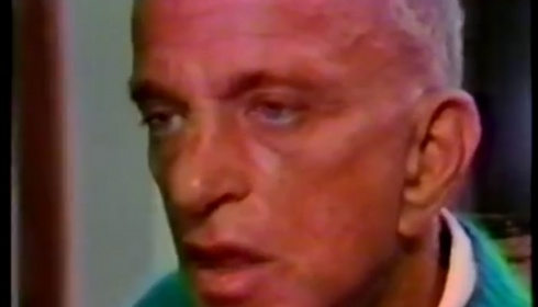 Beeldfragmenten Roy Cohn