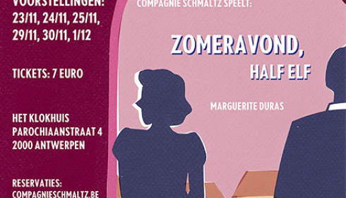 AmateurTONEELhuis kent zijn eerste première.