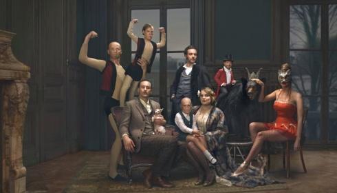Interview avec Olympique Dramatique et LAZARUS sur Niets is onmogelijk (Rien d'impossible)
