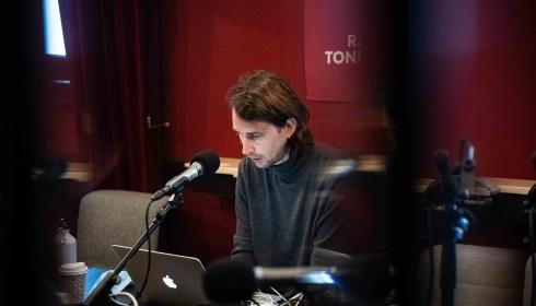 Radio Toneelhuis: muzikaliteit in het werk van tibaldus