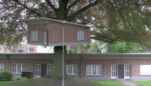Benjamin Verdonck - Vogelenzangpark 17bis