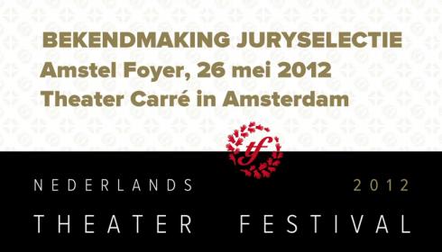 Bloed & rozen én DISISIT geselecteerd door Nederlands Theaterfestival