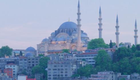 Les bienveillantes à Istanbul